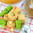 Stock Photo: Oriental sweets