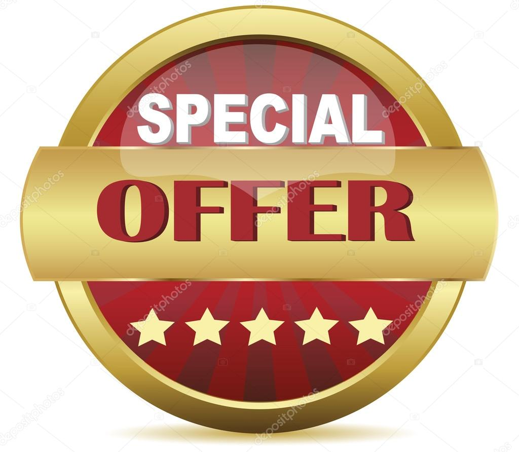 Special Offer Icon.vector