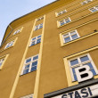 Hausfassade — Stock Photo