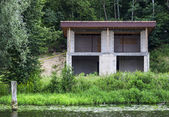 Haus am See — Stock Photo