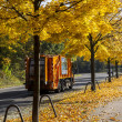 Stock Photo: Autumn season