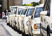 Taxis — Stock Photo