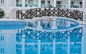 Swimmingpool — Zdjęcie stockowe