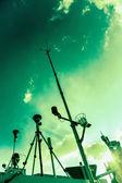 Environmental measurement technology — Stock Photo