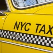 Yellow cab — Stock Photo #31128181