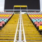 At the stadium — Stock Photo