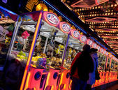 At the Carnival — Stock Photo