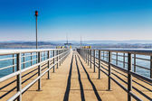 Investors for ships on Lake Constance — Stock Photo