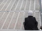 孤独感 — ストック写真