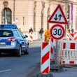 Stock Photo: Traffic sign in berlin