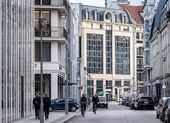 Urban development — Stock Photo