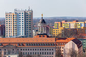 View from top of Potsdam — Stockfoto