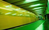 地铁 — 图库照片