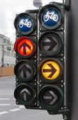 Traffic light — Stock Photo