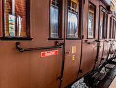 Vecchia ferrovia — Foto Stock