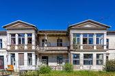 Dilapidated ruin — Stock Photo