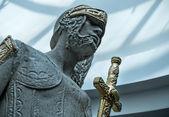 Ancient warrior — Stock Photo