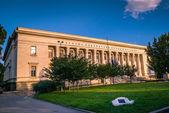 Bibliothèque nationale de sofia, bulgarie — Photo