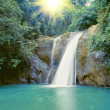 Waterfall near Iligan — Stock Photo