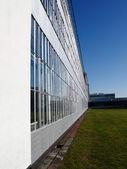Long building — Stock Photo