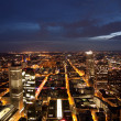 Frankfurt at night — Stock Photo #18638397