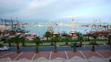 Alanya, Turkey — Stock Video