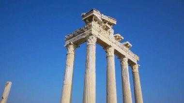 Temple of Apollo — Stock Video
