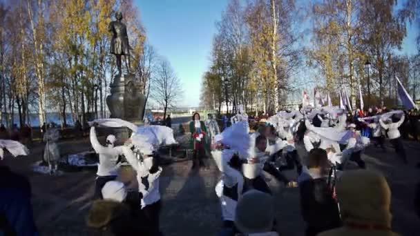 Action de danseurs — Vidéo