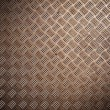 Rusty diamond metal texture — Stock Photo