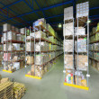 Indoor warehouse — Stock Photo #13870038