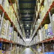 Indoor warehouse — Stock Photo #13870049
