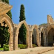 Bellapais Abbey, Kyrenia — Stockfoto