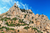 Monastery Saint Hilarion Castle — Stock Photo