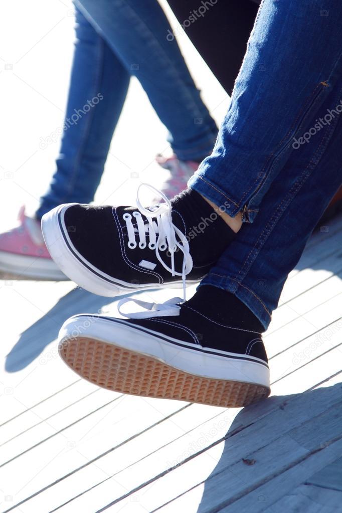 фотки девушек ног