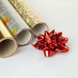 Wrapping Paper — Stock Photo