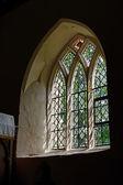 Mediaeval Church Window — Stock Photo