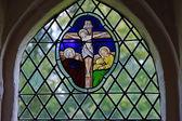 Church Window — Foto Stock