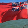 British Red Ensign — Stock Photo #28785011