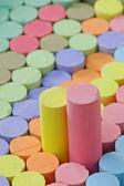Box of Chalks — Stock fotografie