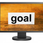 Goal concept — Stock Photo #12626520