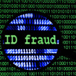Stock Photo: ID fraud