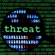 Stock Photo: Web threat