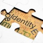 Identity puzzle concept — Stock Photo #13346811