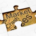 Crash market — Stock Photo #13500949