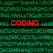 Coding — Stock Photo #13832537