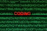 Coding — Stock Photo