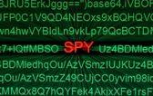 Spy concept — Stock Photo