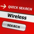 Wireless — Stock Photo