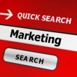 di marketing — Foto Stock #15743055