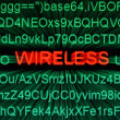 Royalty-Free Stock Photo: Wireless